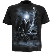 Spiral Men's LIVE NOW PAY LATER T-Shirt - Black