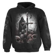 Spiral Men's SOUL SEARCHER Hoody - Black