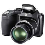 GE X2600 Power Pro Series 16MP 26x Zoom Digital Camera - Black