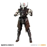 Mezco Mortal Kombat X Series 2 Quan Chi Action Figure