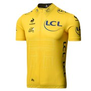 Le Coq Sportif Tour de France 2015 Leaders Official Jersey - Yellow