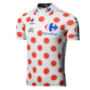 Le Coq Sportif Tour de France 2015 King of the Mountains Official Jersey - Polka Dot