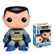 DC Comics Batman Unmasked Batman Pop! Vinyl Figure