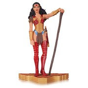 DC Collectibles DC Comics Wonder Woman The Art of War 8 Inch Statue