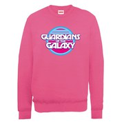 Marvel Guardians of the Galaxy Circle Logo Sweatshirt - White