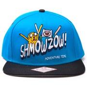Adventure Time Finn and Jake Shmowzow Snapback Cap