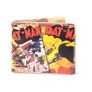 DC Comics Batman Classic Comic Art Bi-Fold Wallet