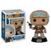 Star Wars Han Solo Hoth Atuendo Exclusivo Pop! Vinyl Figure
