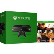 Xbox One Console - Includes Battlefield: Hardline