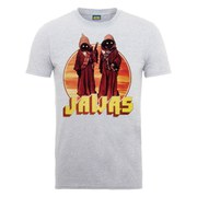 Star Wars Men's Jawas T-Shirt - White