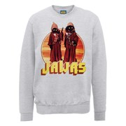 Star Wars Jawas Sweatshirt - Heather Grey