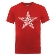 Star Wars Men's Star Montage T-Shirt - Red
