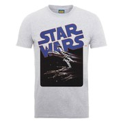 Star Wars Men's X-Wing Fighters T-Shirt - Navy