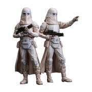Kotobukiya Star Wars Snowtrooper ArtFX+ 2 Pack Statue
