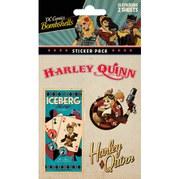 DC Comics Harley Quinn Bombshell - Sticker Pack