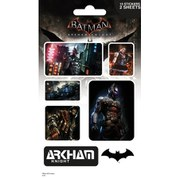 DC Comics Batman Arkham Knight Characters - Sticker Pack