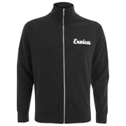 Santini Eroica Technical 2015 Heritage Series Training Jacket - Black