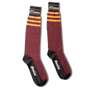 Santini Eroica High Profile Wool Socks - Black