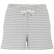 Zoe Karssen Women's Stripe Shorts - White
