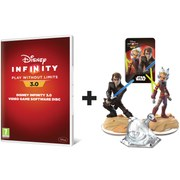 Disney Infinity 3.0: Video Disc with Twilight of the Republic Play Set