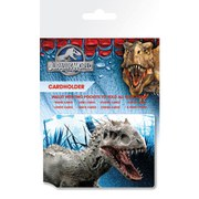 Jurassic World Indominus Red - Card Holder