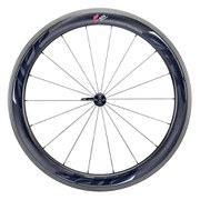 Zipp 404 Firestrike Clincher 18 Spokes Front Wheel - Black - 2015