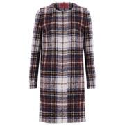 HUGO Women's Mollies Coat - Multi