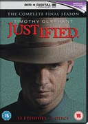 Justified - The Final Season (Includes UltraViolet copy)