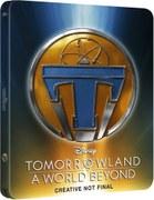 Tomorrowland - Zavvi Exclusive Limited Edition Steelbook