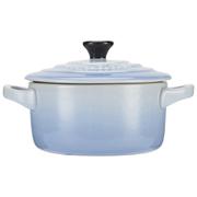 Le Creuset Stoneware Petite Casserole Dish - Coastal Blue