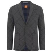 BOSS Orange Men's Bolday Quilted Jacket - Khaki