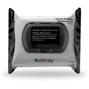 Anthony Glycolic Exfoliating and Resurfacing Wipes