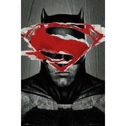 DC Comics Batman Vs Superman Batman Teaser Maxi Poster - 61 x 91.5cm