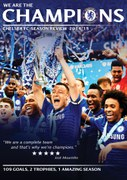 We Are The Champions – Chelsea FC Season Review 2014/15