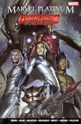 Platinum: The Definitive Guardians of the Galaxy Graphic Novel
