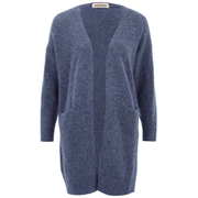 Custommade Women's Camly Cardigan - Delft Blue