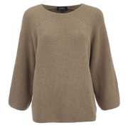A.P.C. Women's Wide Sleeve Jumper - Beige