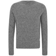 Wood Wood Men's Kevin Long Sleeve Sweatshirt - Black