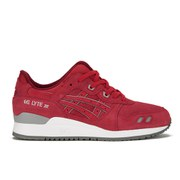 Asics Men's Gel-Lyte III (Puddle Pack) Trainers - Red