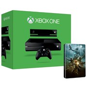 Xbox One Console with Kinect - Includes The Elder Scrolls Online: Tamriel Unlimited Steelbook