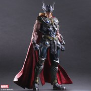 Square Enix Marvel Thor Play Arts Kai Variant 12 Inch Figure