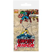 Marvel Ghostrider Metal Key Chain