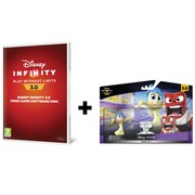 Disney Infinity 3.0: Video Disc with Inside Out Play Set
