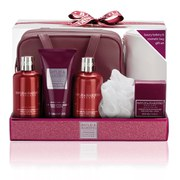 Baylis & Harding Mosaic Midnight Fig and Pomegranate Luxury Travel Set