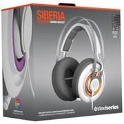 Siberia Elite Prism Headset - White