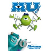 Disney Monsters University Tape - 24 x 36 Inches Maxi Poster