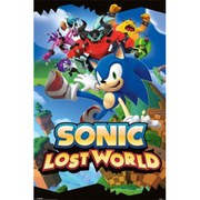 Sonic Lost World - 24 x 36 Inches Maxi Poster
