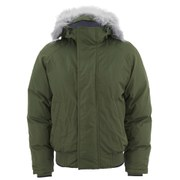 Marc by Marc Jacobs Men's Puffy Parka Jacket - Cypress