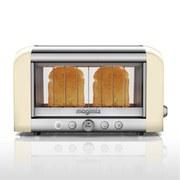 Magimix 2-Slice Vision Toaster - Cream