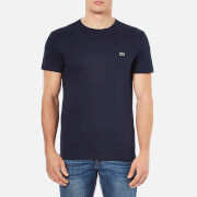 Lacoste Men's Crew Neck T-Shirt - Navy